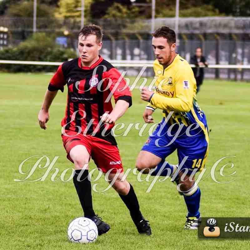 AFC vs Romsey Town (FA Vase)