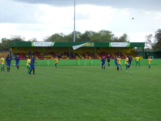 AFC Aldermaston vs Abingdon Town