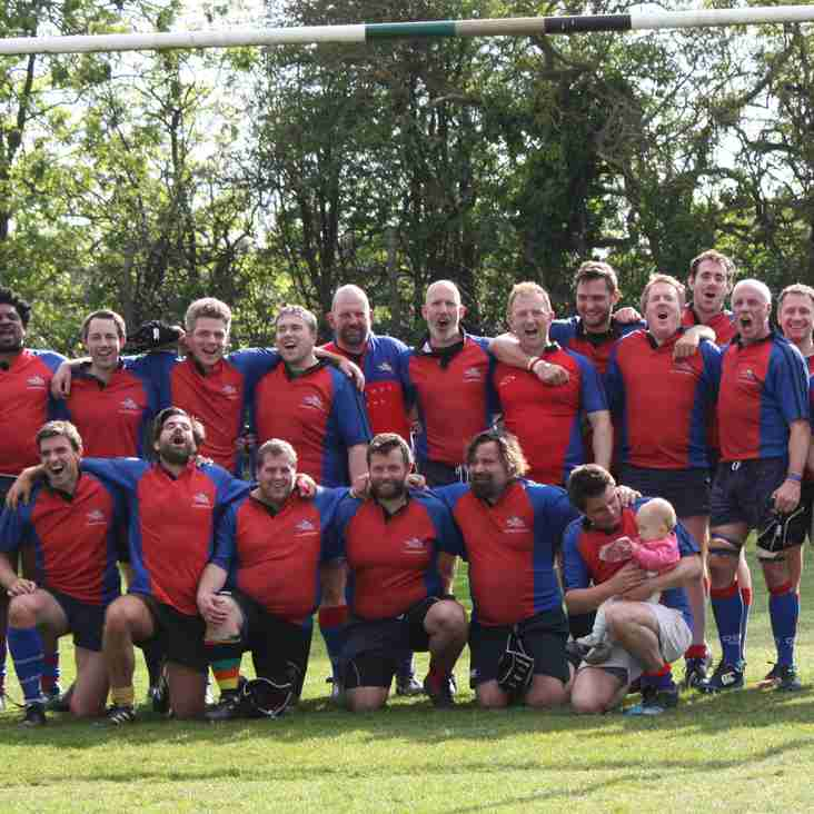 Old Street Legends beat the Bank
