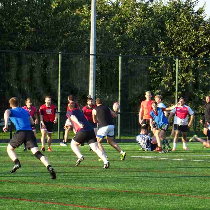 Pre Season Training moves to all weather 15th August