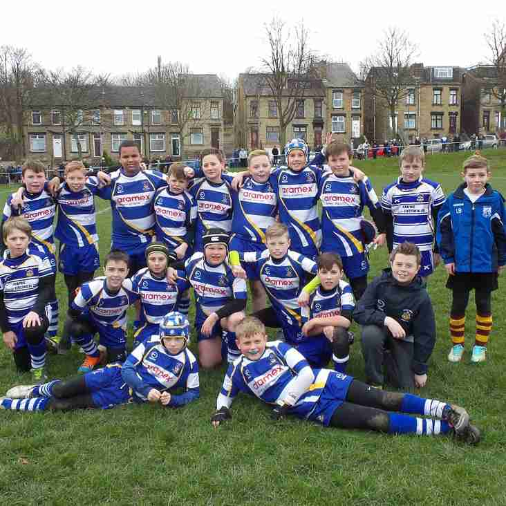 U12's seal first win of the season over Castleford