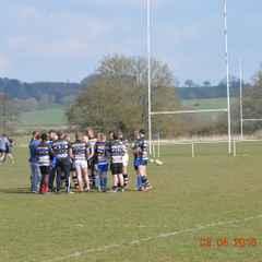 1st Team v Telford,Leicester,Bath & wiltshire romans,Derby - 3rd April 2016