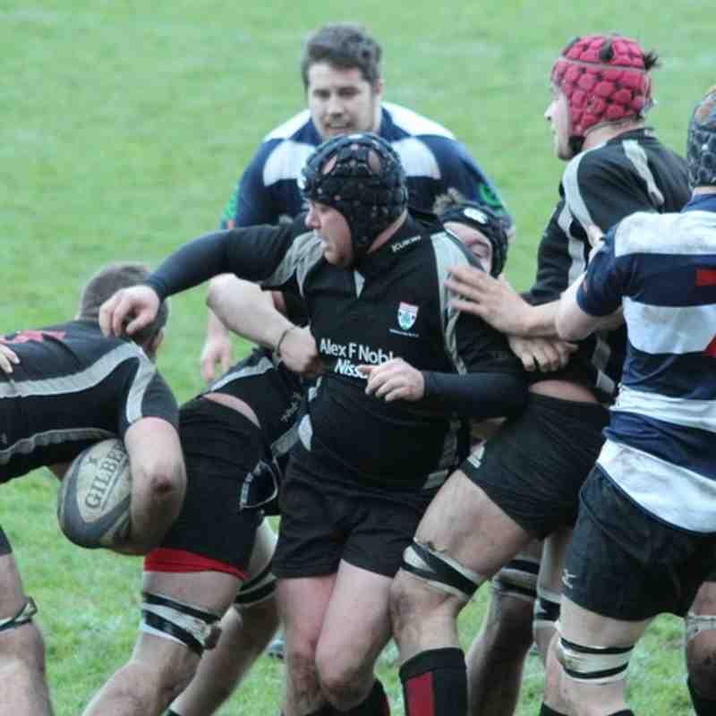 Lasswade 1st XV v Aberdeenshire 1st XV