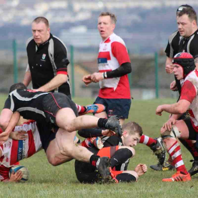 Lasswade 2nd XV v Peebles 2nd XV