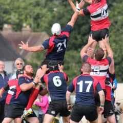 Glenrothes 1st XV v Lasswade 1st XV 13th August 2016