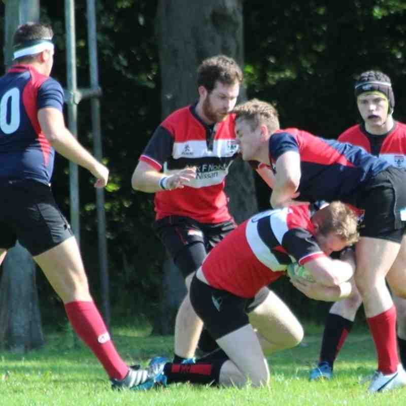 Glenrothes 1st XV v Lasswade 1st XV 13th August 2016