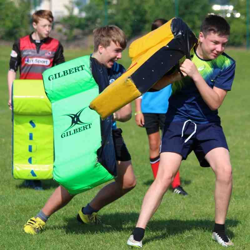 Lasswade Summer Camp - 2nd Day 16th August 2016