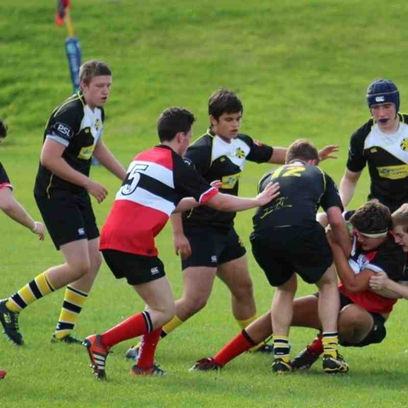 Trinity Colts v Lasswade Colts