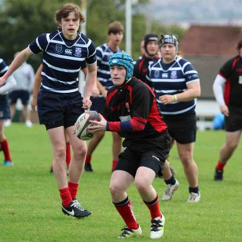 Lasswade Colts v Musselburgh Colts