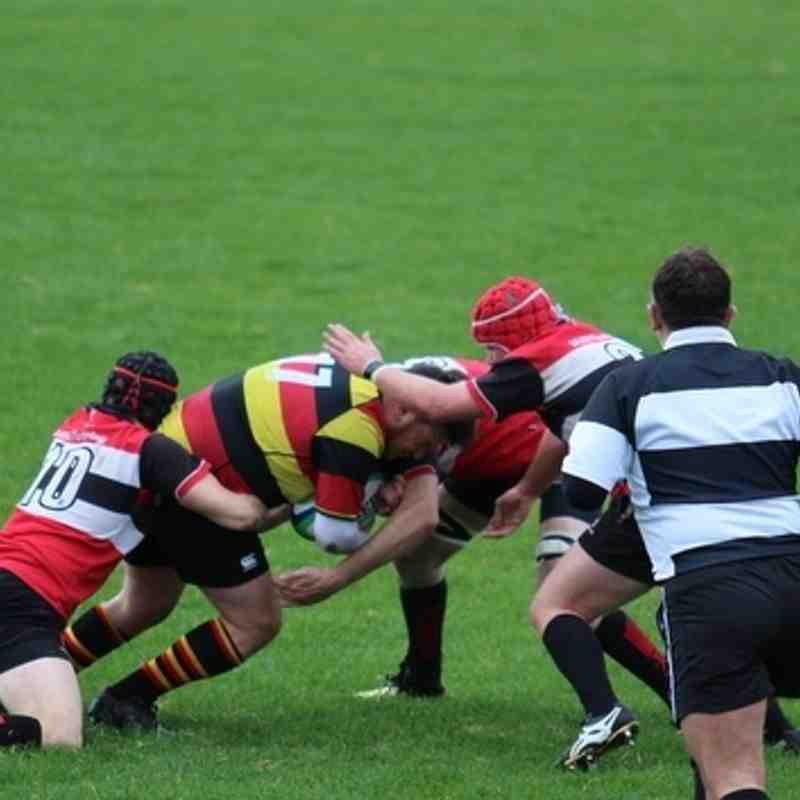 Lasswade 1st XV v Greenock Wanderers