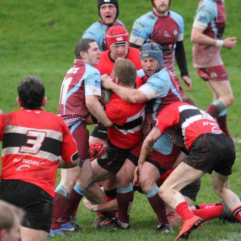 Lasswade 1st XV v St Boswells 1st XV