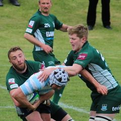 Edinburgh Accies v Hawick RFC