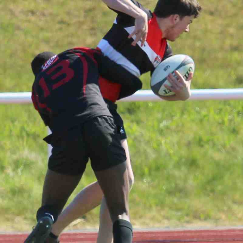 Lasswade Colts at East Lothians 7s Finals