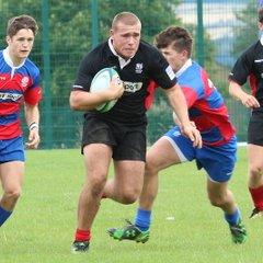 U18s Edinburgh v U18s Caledonia - Pathways