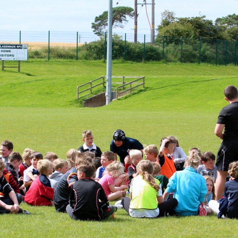 Lasswade RFC Summer Camp - Day 4