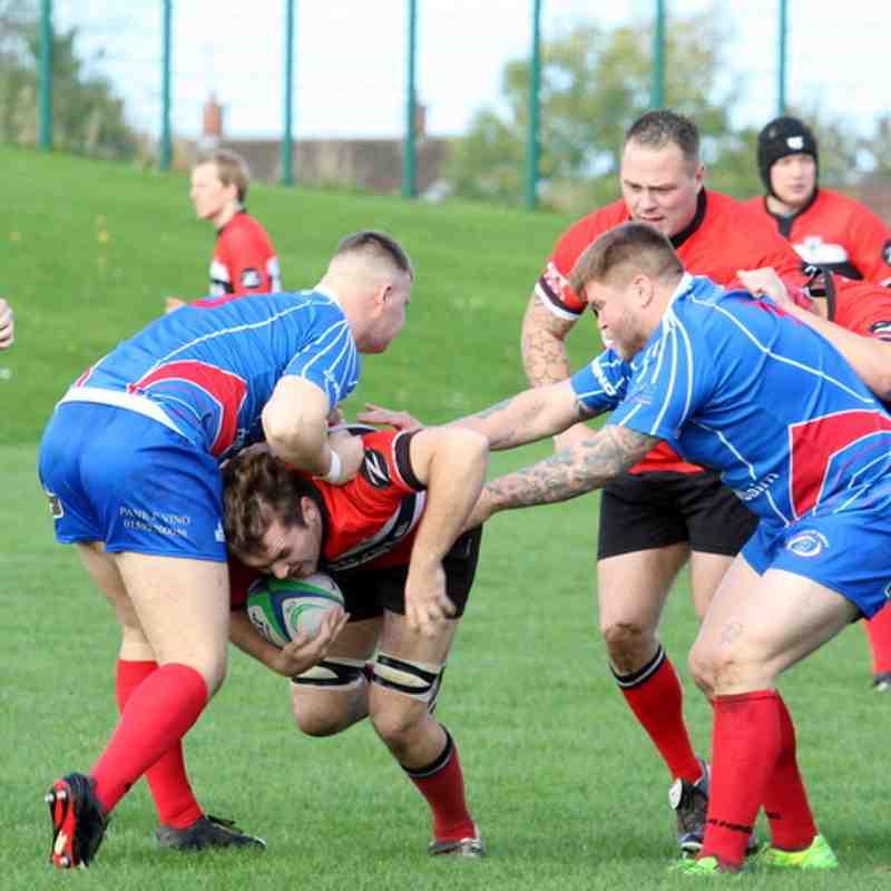 Lasswade 1st XV v Kirkcaldy 1st XV