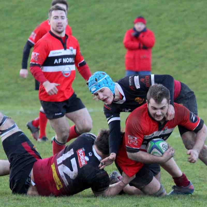 Lasswade 1st XV v Preston Lodge 1st XV 27th January 2018