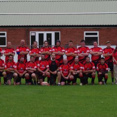 Oswestry 2nd XV vs Whitchurch 3rd XV 11/09/2014