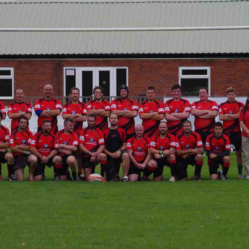 Oswestry 2nd XV vs Whitchurch 3rd XV 11/09/2014