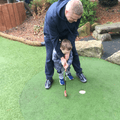Leary misses match to improve handicap