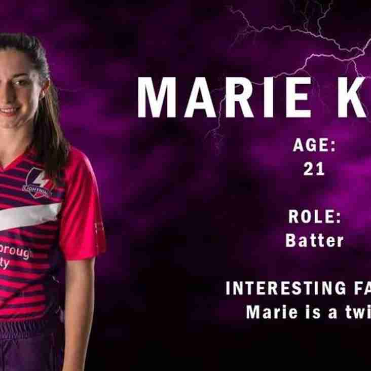 Marie Kelly's Loughborough Lightning on Sky TV today