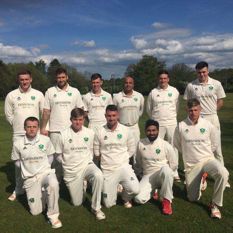 Solihull Blossomfield CC vs. Earlswood Cricket Club