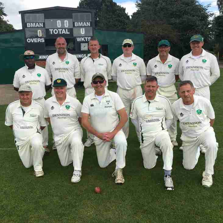 Earlswood over 45s return to Watery Lane