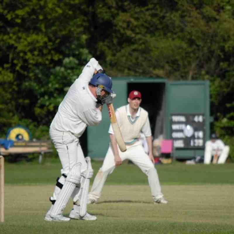 Pre-season friendly (vs Chadwick CC, 13 May 2012)
