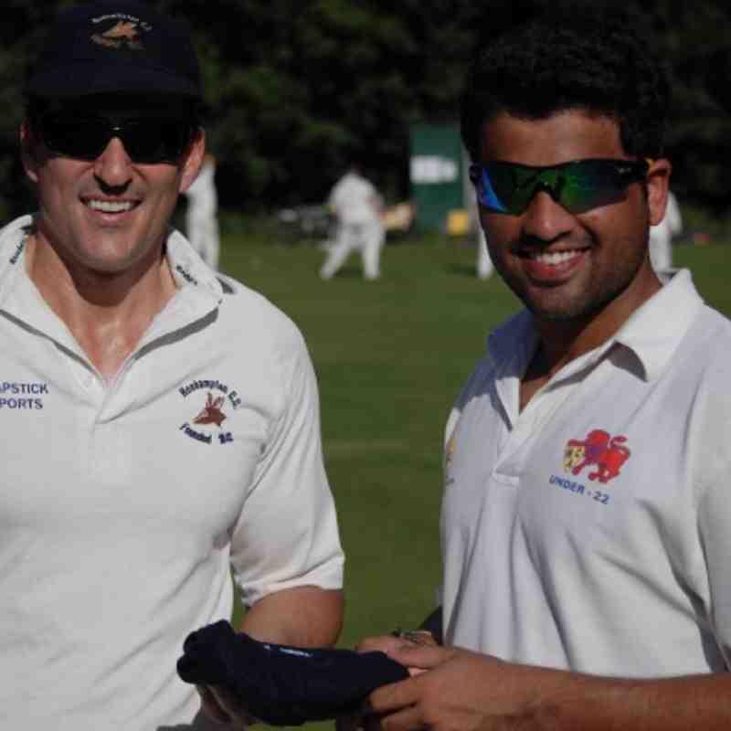 RCC XI vs Dilip Vengsarkar Cricket Academy