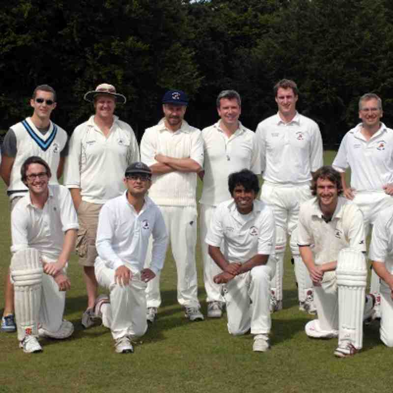 RCC 2nd XI vs Whitely Village (1 pic)
