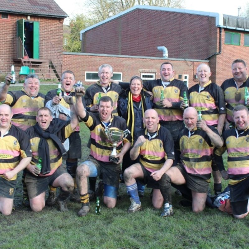 Rattlers win Yorkshire Vets tournament