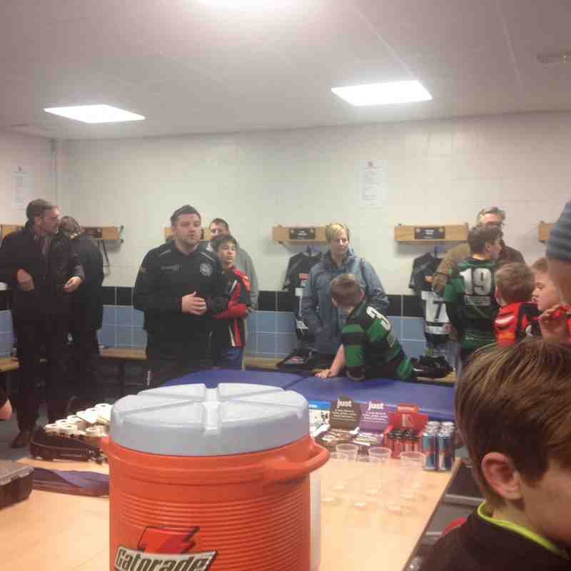 SRFC youth enjoy Exeter Chiefs Super Saturday