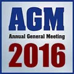 AGM Minutes July 2016