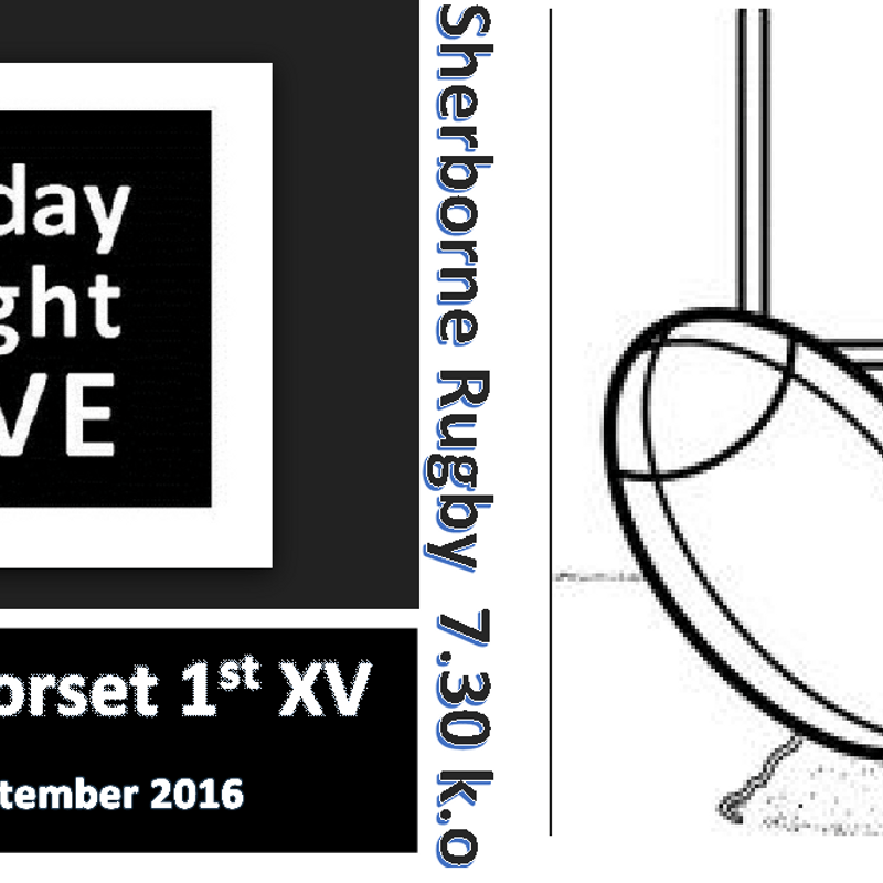 Sherborne host North Dorset Friday 30th September Under Floodlights