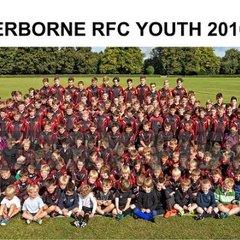 Sherborne RFC Senior,VP and Youth Photographs 2016/2017