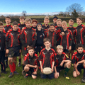 Sherborne RFC vs. Training