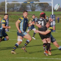 Trowbridge 1st XV V Sherborne Southern Counties Saturday 18th February