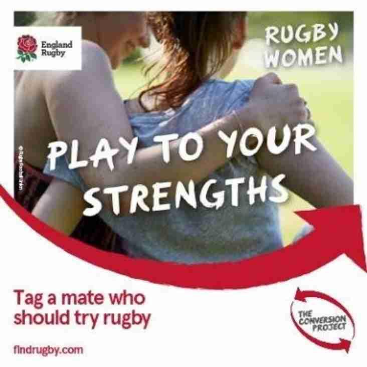 Oakmedians Junior Ladies RFC Pitch Up and Play