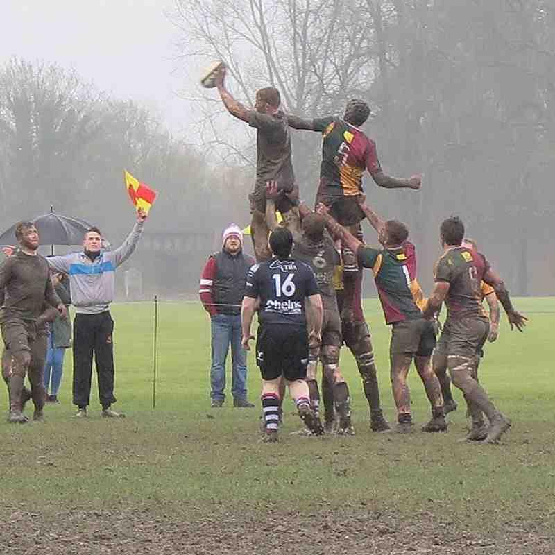 Sherborne 1st XV v Windsor 10th February
