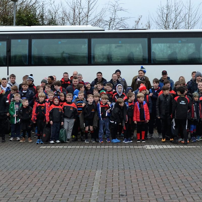 SRFC Youth enjoy Fantastic Super Saturday at Exeter Chiefs