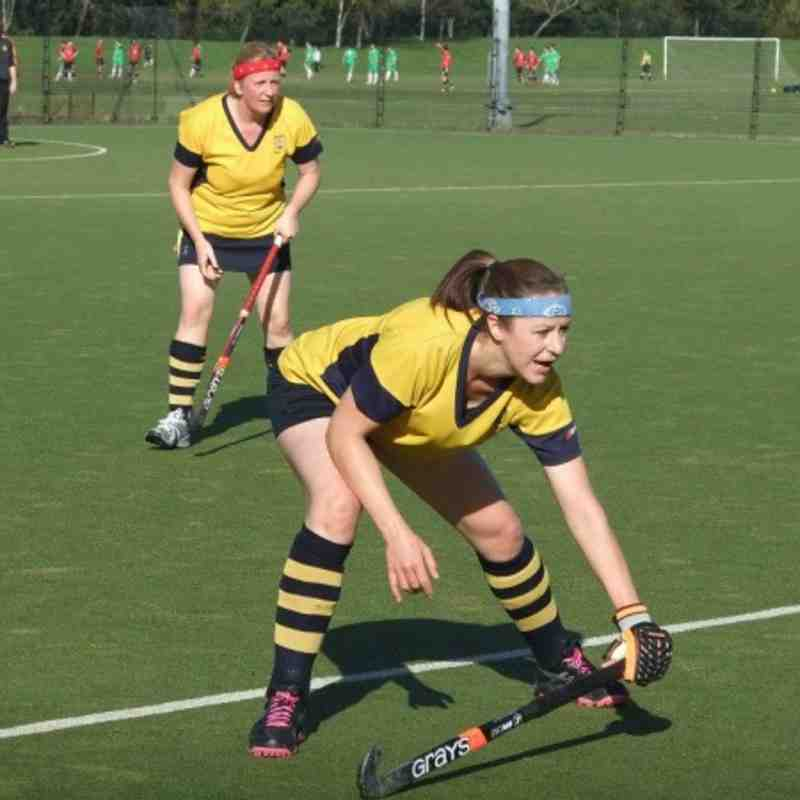 Abergavenny Ladies vs Gowerton Away