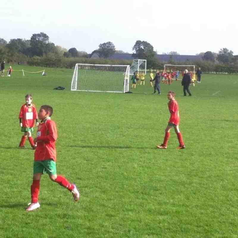 Many teams play at Monahan Way 12.10.13