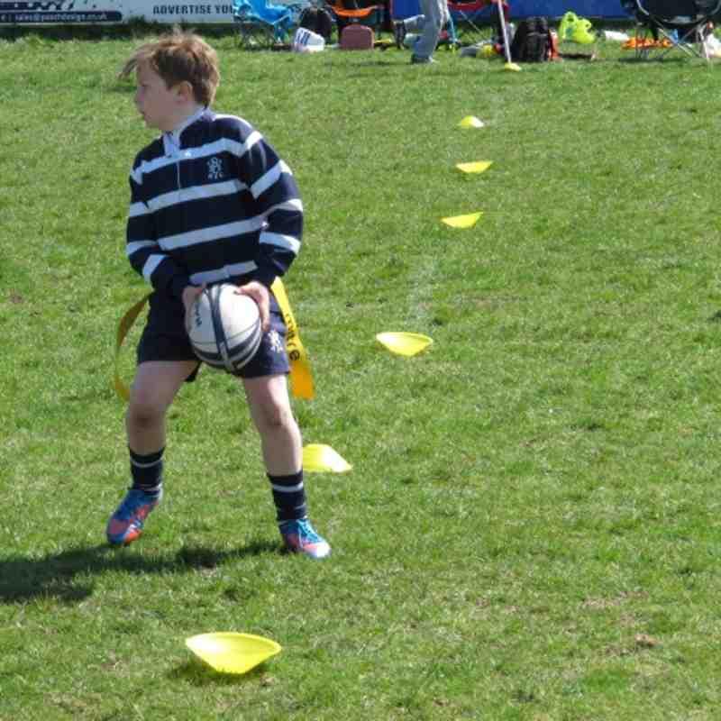 Beckenham RFC Kent U8 Rugby Festival