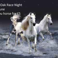 Broad Oak Race Night