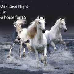 Broad Oak Race Night