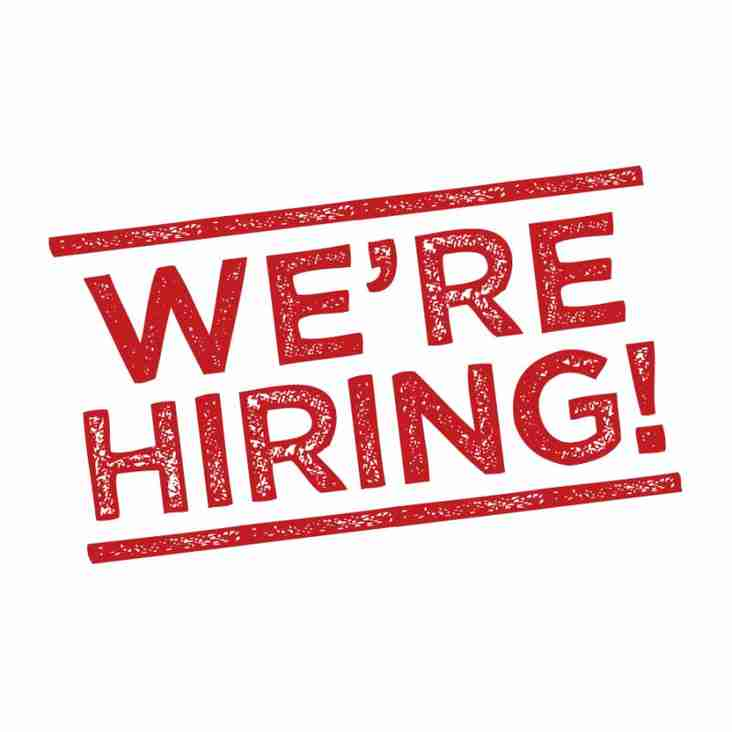 Job Vacancy - Commercial Manager
