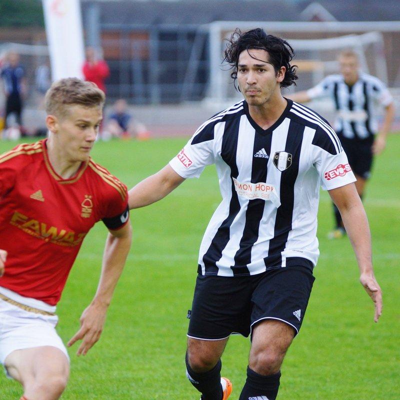 Nottingham Forest return for Gingerbreads pre-season fixture