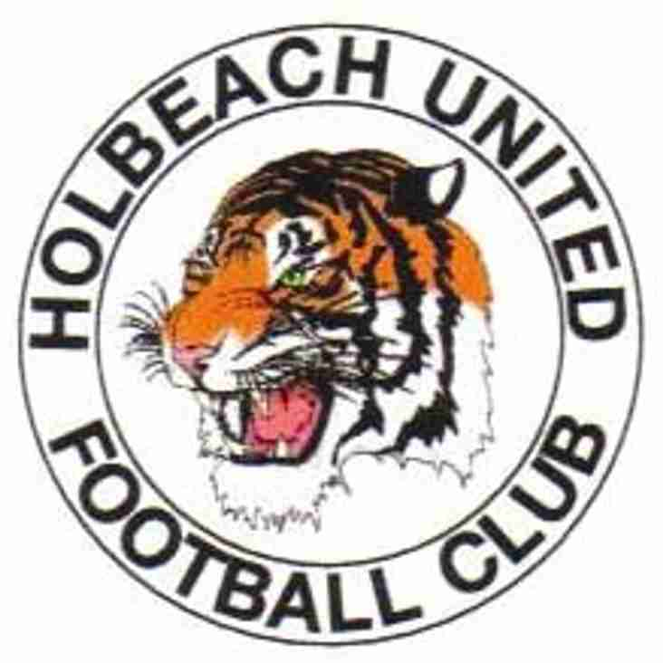 Gingerbreads face Lincolnshire rivals Holbeach United in the FA Cup
