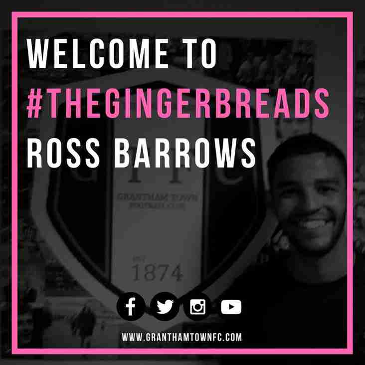 Barrows pens one-year deal