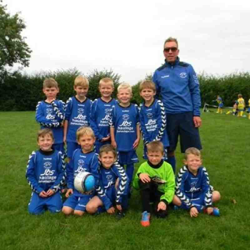 u8 Faversham league tournament